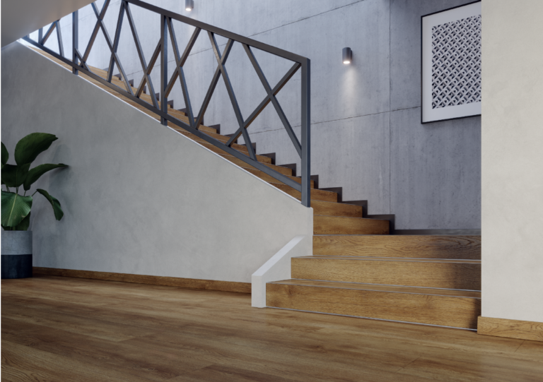 Stairs with Pro S profiles